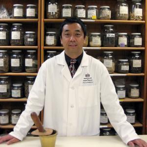 Dr. Yan Lu, LAC, DAOM
